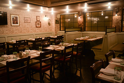 The Full Shilling Restaurant